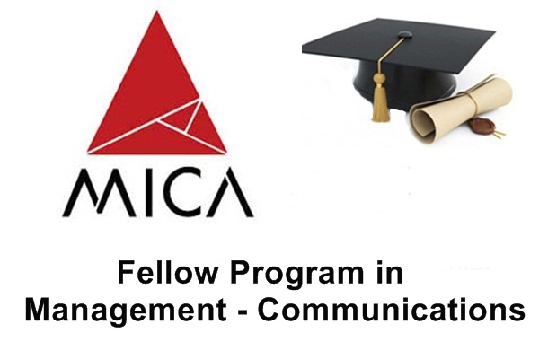MICA - Fellow Program in Management - Communications
