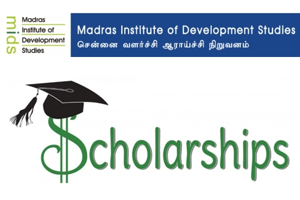 MIDS Malcom and Elizabeth Adiseshiah PhD Merit Scholarship