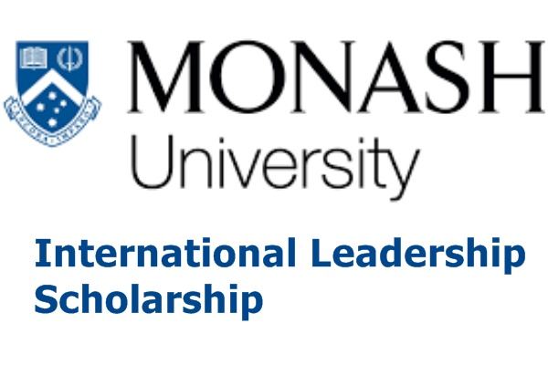 Monash University International Leadership Scholarship
