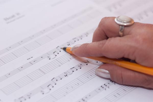 composing job