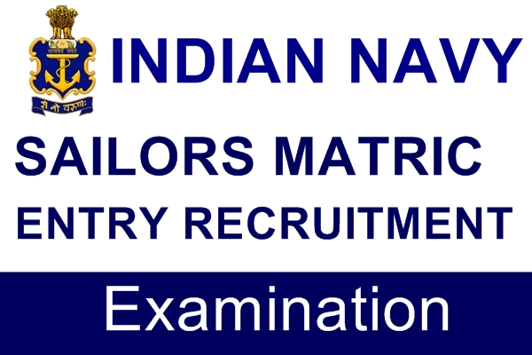 Indian Navy Sailors Matric Entry Recruitment Examination