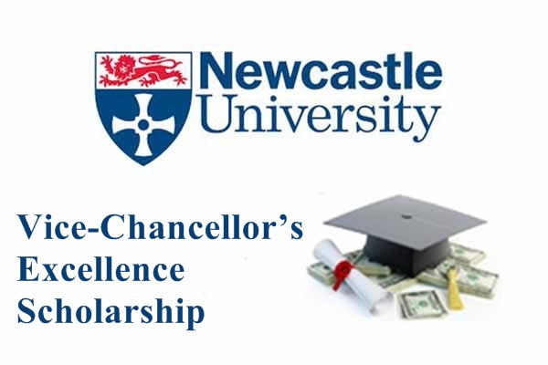 Newcastle University Vice-Chancellors Excellence Scholarship