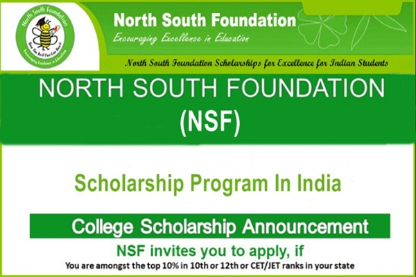 North South Foundation (NSF) Scholarship