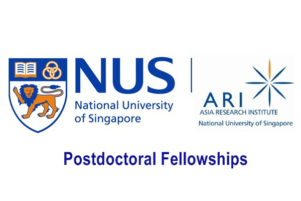 National University of Singapore (NUS) Postdoctoral Fellowships
