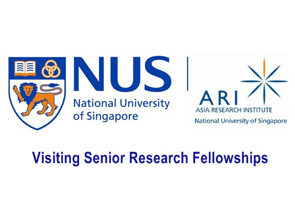 National University of Singapore (NUS) Visiting Senior Research Fellowships