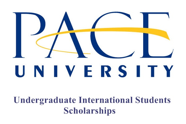 Pace University Undergraduate International Students Scholarships in USA
