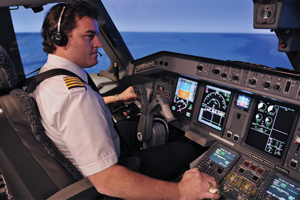 pilot training jobs in coimbatore