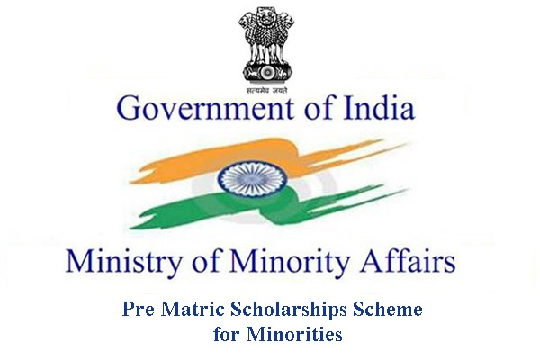 Pre-Matric Scholarship For Students of Minority Community