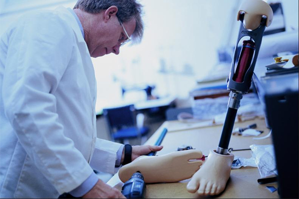orthotist and prosthetist