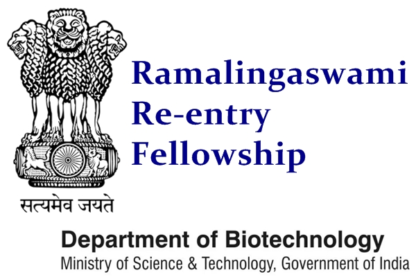 Ramalingaswami Re-entry Fellowship