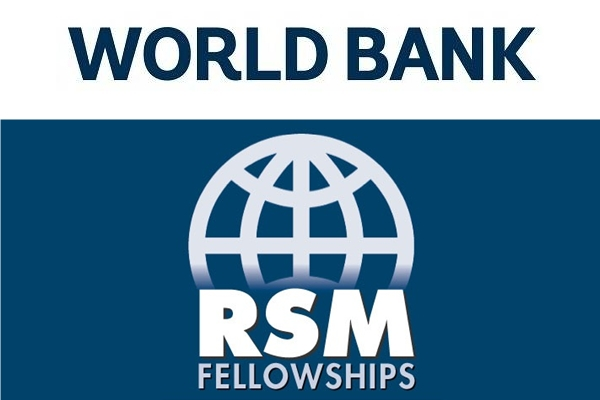 World Bank RSM Fellowship for PhD Research