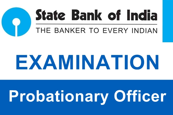 SBI Probationary Officers Exam
