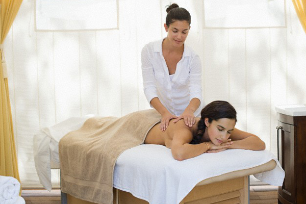 how to talk to massage therapist