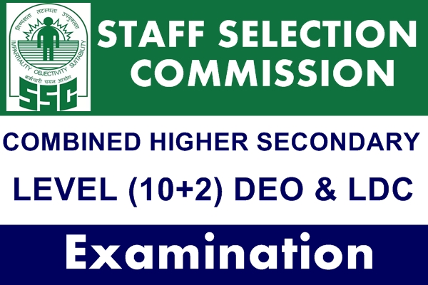 Combined Higher Secondary Level (10+2) Examination