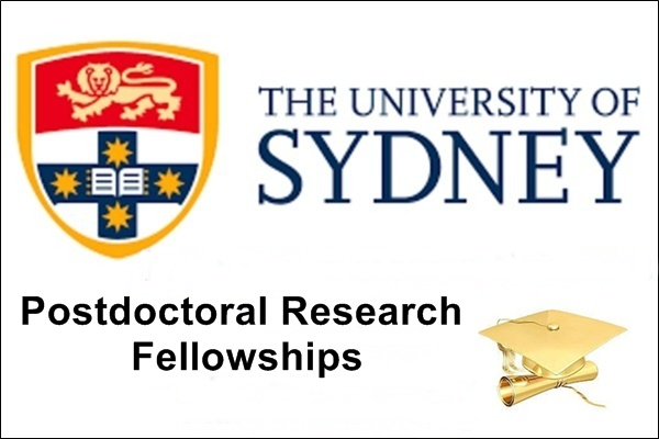 University of Sydney Postdoctoral Research Fellowships