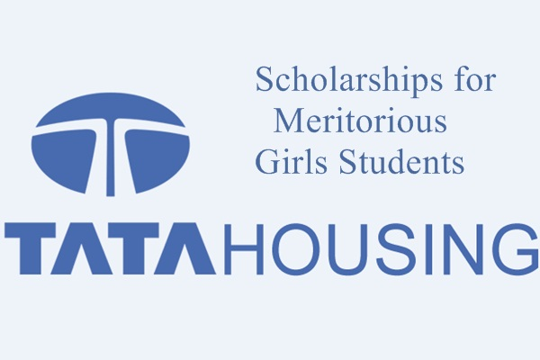 Tata Housing Scholarships for Meritorious Girls Students