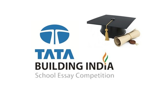 tata building school essay competition for class to
