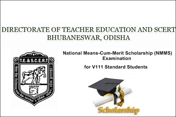 T.E. and SCERT National Means-Cum-Merit Scholarship (NMMS) Examination