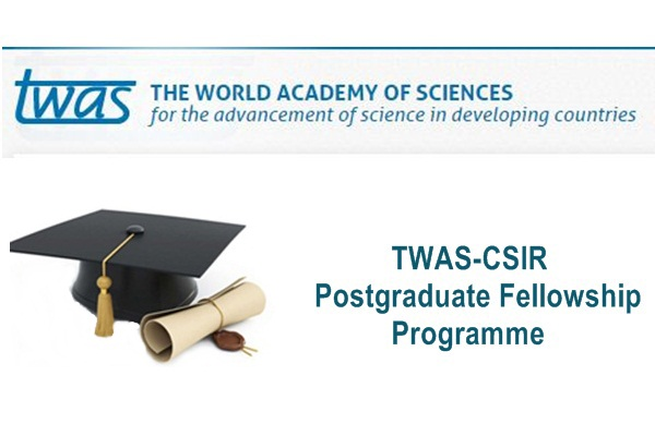 TWAS-CSIR Postdoctoral Fellowship Program