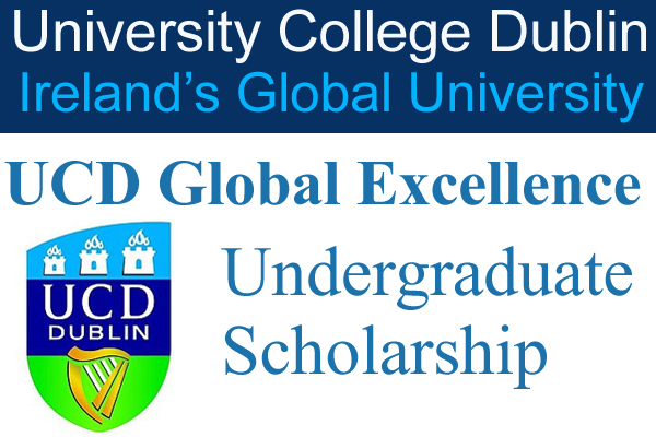 UCD Global Excellence Undergraduate Scholarship
