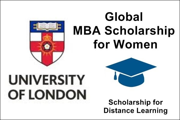 University of London MBA Scholarship for Women