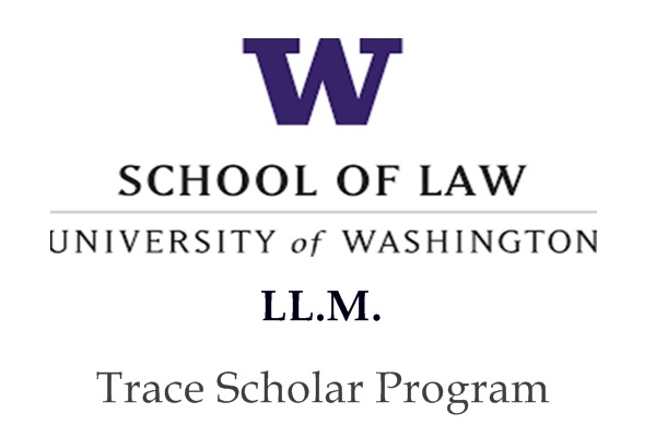 University of Washington, School of Law Trace Scholar Program