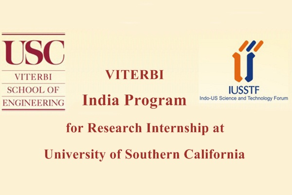 VITERBI India Program for Research Internship