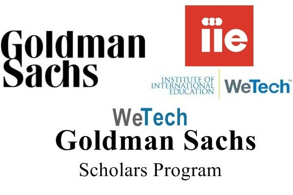 WeTech Goldman Sachs Scholars Program for Indian Women